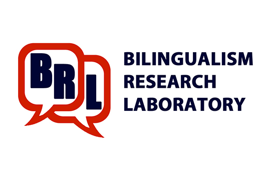 logo for the Bilingualism Research Laboratory